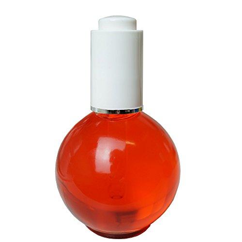 Preisvergleich Produktbild 75 ml Nagelöl Red Appel in Kugelflasche mit Pipette