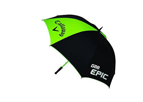 Callaway Unisexe Epic 64Unique parapluies, Noir, Taille...