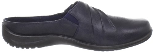 Easy Street Holly Synthétique Mules Navy-Matte