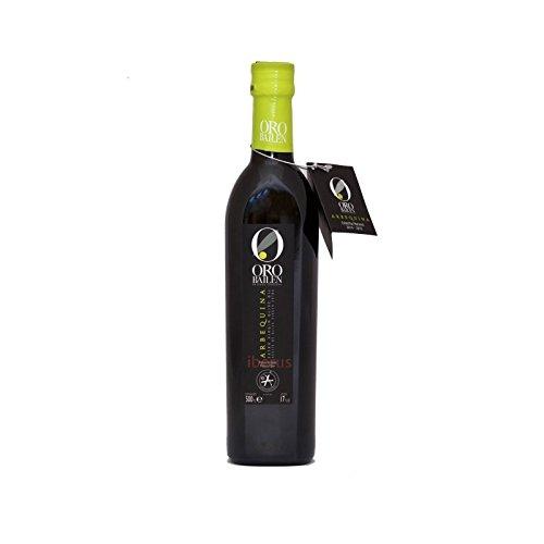 1 botella x 500 ml - Oro bailen Reserva Familiar Arbequina- Aceite...