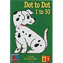 Dot to Dot 1 to 30 by Poof Slinky by Poof Slinky