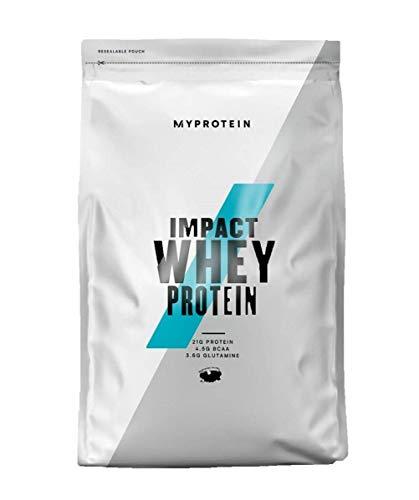 MyProtein Impact Whey Protein del Siero - Prodotto da 1000 gr