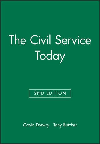 the-civil-service-today-by-gavin-drewry-1991-10-17