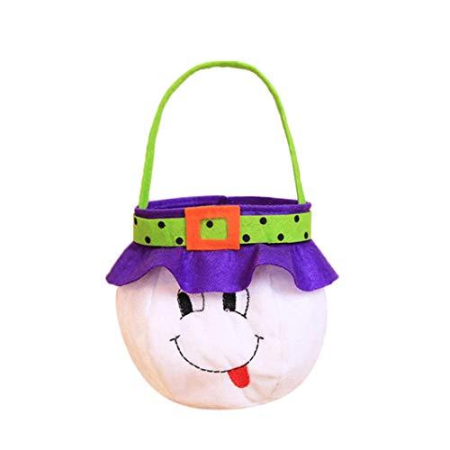 Mounter-Home Zubehör Halloween Trick Treat Taschen Kinder Puppe -