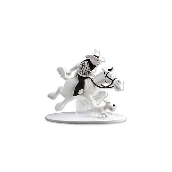 Figura de colección Tintín en América Cowboy Hors-Série N°2 42169 (2014) 1