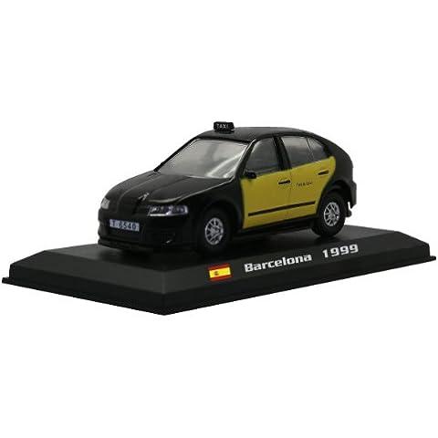 Seat Leon - Barcelona 1999 diecast 1:43 model (Amercom TX-18)