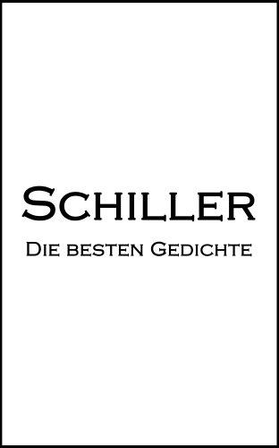 Schiller Die besten Gedichte