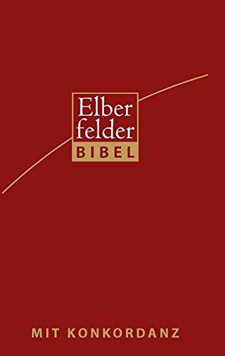 Elberfelder Bibel 2006 - Standardausgabe, Skivertex mit Konkordanz