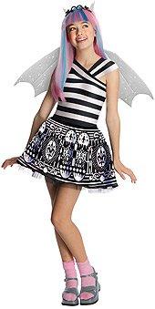Generique Rochelle Goyle Monster High Kostüm für Mädchen 98/104 (3-4 Jahre) (Monster Mädchen High Kostüme)
