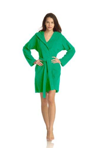 Vossen - Liberty, Accappatoio da donna emerald 571