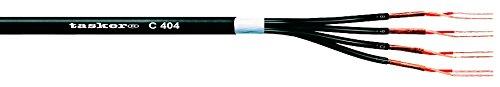 Tasker C404 Multicore Kabel 4x2x0,22 mm² 100 m