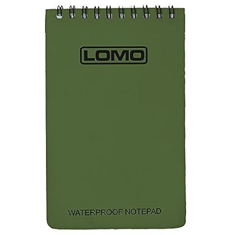 Lomo Imperméable Bloc-Notes
