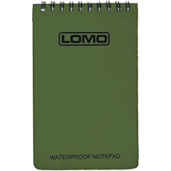 Mountain Warehouse Waterproof Notepad Travel Notebook 022457005001