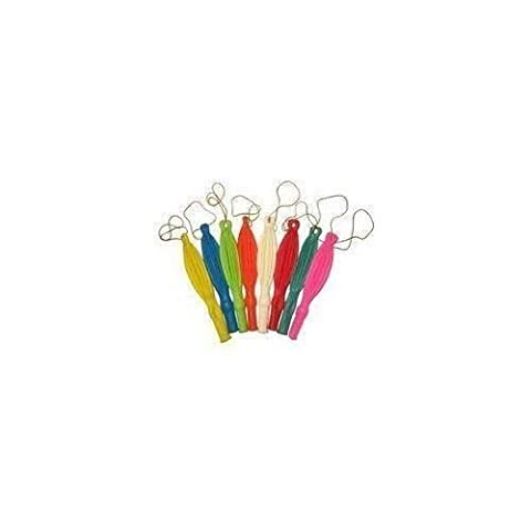 Large Punch balloons assorted colours pack of 10