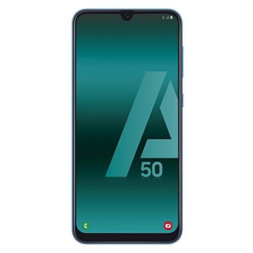Samsung Galaxy A50 - Smartphone de 6.4' FHD sAmoled Infinity U Display (4GB RAM,...
