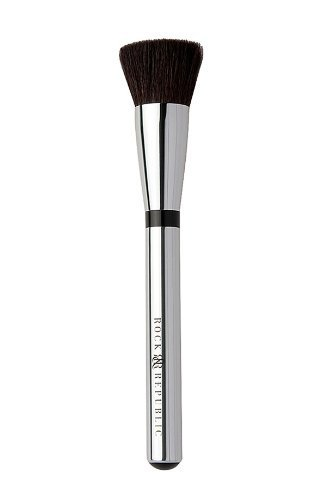 Rock & Republic Makeup Cosmetic Natural Face Powder Flawless Brush # 101 by Rock & Republic