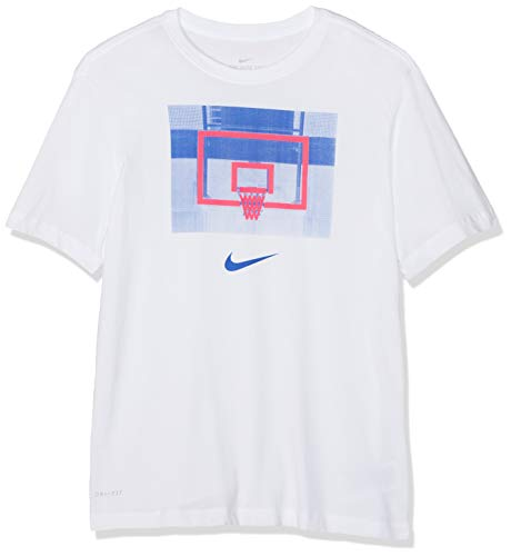 Nike M NK Dry tee Backboard T-Shirt de Baloncesto