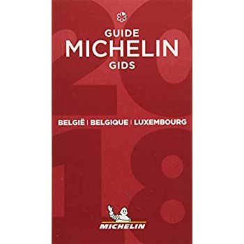 Belgie Belgique Luxembourg - The MICHELIN guide 2018 2018