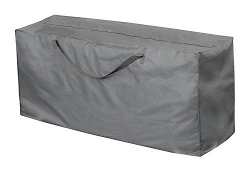 Livivo® Hochwertige Outdoor-Aufbewahrungstasche mit Reißverschluss und Tragegriffen - wasserfester Schutz für Sitzkissen und Auflagen, bietet Schutz vor Regen, Schmutz, Staub, Frost und vielem mehr
