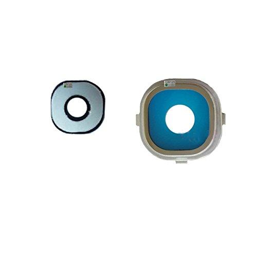 FONFON Kamera Glas Linse Abdeckung Camera Scheibe Glass Gehäuse Lens für Samsung Galaxy S4 I9500 I9505