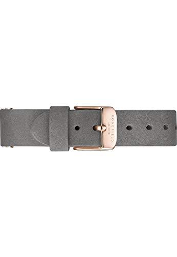 Rosefield Damen Leder Uhrenarmband WEGRSS142