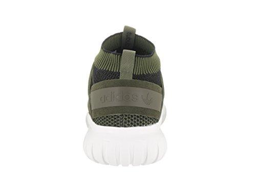 Adidas Tubular Nova Pk Herren Synthetik Turnschuhe Olicar/Cblack/VinWht Olicar/Noiess/Blavin