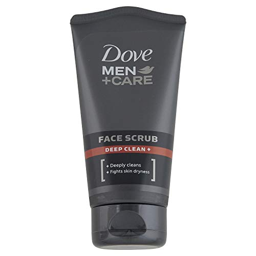 Pflege Deep Cleansing Face Wash (Dove Men + Care Face Scrub Deep Clean+ 150ml)