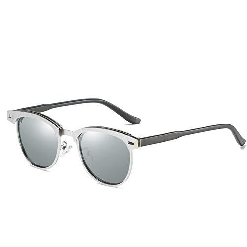 YOGER Sonnenbrillen Polarisierte Sunglases Männer Frauen Retro Design Sonnenbrille Sonnenbrille