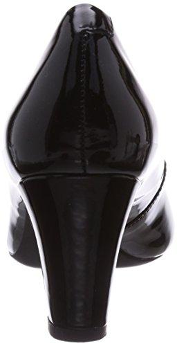 tacco BLACKC9997 Scarpe Schwarz D B Donna col Mid Geox Mariele ZYgWqCnw4n