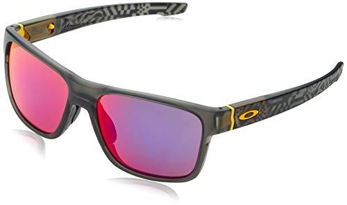 Ray-Ban Herren Crossrange Sonnenbrille, Grau (Gris), 57