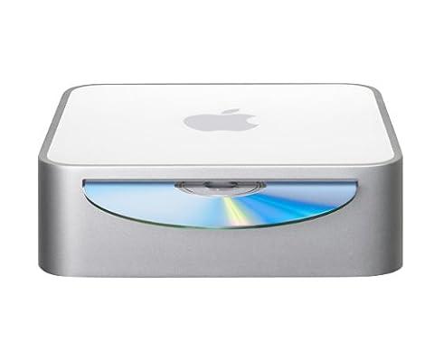 Apple Mac Mini MB463D/A Desktop-PC (Intel Core 2 Duo P7350 2GHz, 1GB RAM, 120GB HDD, Nvidia GeForce 9400M, DVD+- DL RW, Mac OS X)