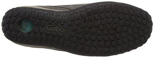 Gabor Damen Comfort Sneaker Braun (fumo 31)