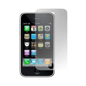 SCREEN/LCD SCRATCH PROTECTOR For Apple iPhone 3G / iPhone 3GS (PACK OF 12)