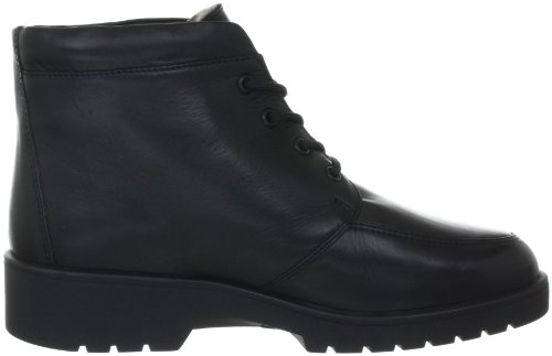 Ganter Ellen Stfl, Weite G 4-205501 Damen Klassische Halbstiefel & Stiefeletten Schwarz (schwarz/schwarz 0101)