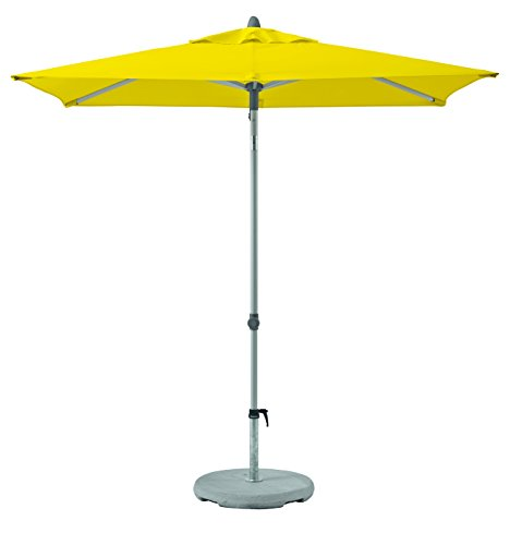 Suncomfort by Glatz, Push up 250 x 200 cm, bright yellow, hell gelb