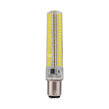 JIASHI-LED Ba15d 6W Bombilla LED 136 x SMD 5730 LED 400-450 Lúmenes...