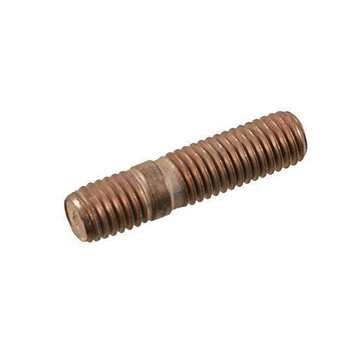 febi bilstein 04363 Stiftschraube M10 x 1; 43 mm für Abgaskrümmer