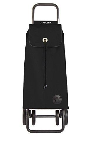 Rolser JET017S Joy/Carpi Poussette à Marché Polyester Noir/Multicolore 32 x 27 x 95 cm 40 L YN6cuAio
