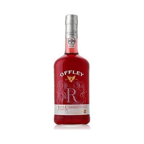 Offley Rose Port Non Vintage Wine, 75 cl, Case of 3