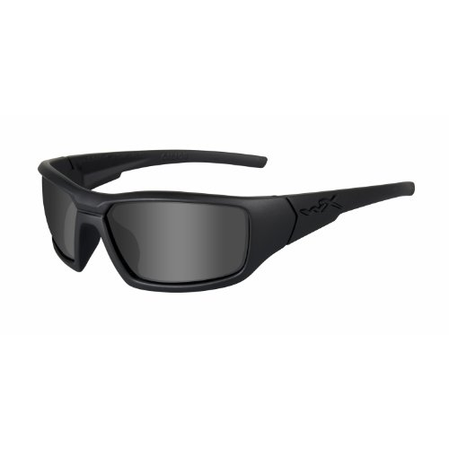 WILEY X CENSOR Black Ops / Polarized Smoke Grey Matte Black Frame