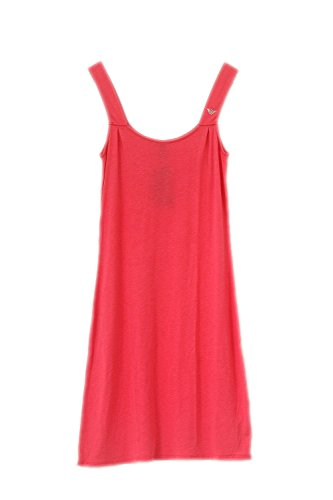 Emporio Armani Woman Nachthemd Sleepshirt Short Night Dress EA EAGLE Schmucklogo Cyclamen (00373)
