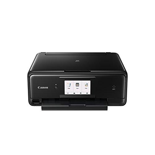 Canon PIXMA TS8050 - Wireless, Print, Copy, Scan, Cloud Link, 9600x2400dpi 15/10ipm, CIS flatbed 2400x4800dpi, (Ieee 802.11b / G / N Usb)