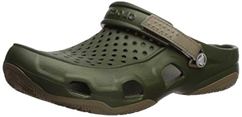 Crocs Men Swiftwater Deck Clogs