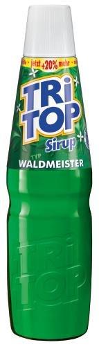 Tri Top Waldmeister, 6er Pack (6 x 600 ml Flasche)