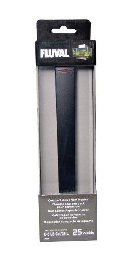 Fluval Edge kompakter Aquarienheizer 25W für Aquarien bis zu 25l - 3