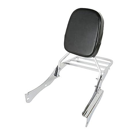 TengChang New Backrest Sissy Bar Set + Luggage rack For