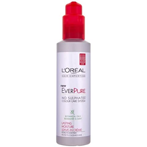 L 'Oreal Paris Hair Expertise Everpure duradera humedad Leave-In – crema para el cabello 150 ml