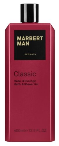 Marbert: Bath & Shower Gel - Marbert Man Classic: Marbert: Groesse: preisgnstige Gropackung (400 ml) by Marbert
