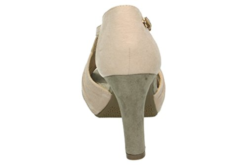 XTI  030563, Escarpins pour femme Rose (nude)