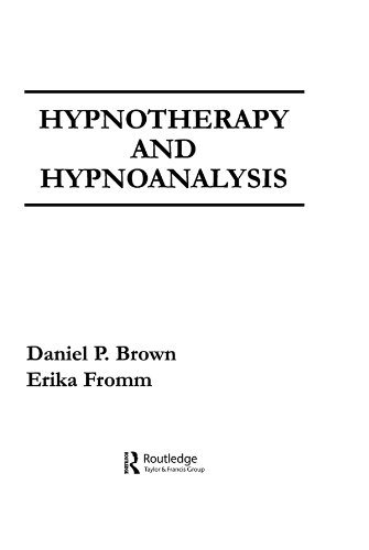 Hypnotherapy and Hypnoanalysis (English Edition)